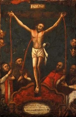 5a. Fons Vitae - Źródło życia (obraz bracki, XVII w.)