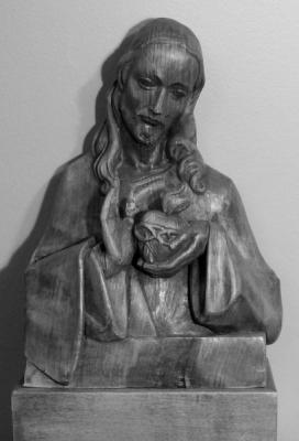 4. Rzeźba pełnoplastyczna, Niemcy ok. 1900 r., wg P. G. Batoniego