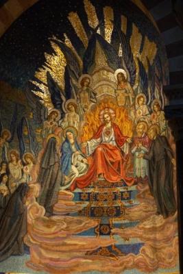 12a. Wizytki i jezuici w hołdzie Bożemu Sercu