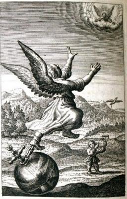 8. Amor Divini, Herman Hugon, Pia desideria, XVII w.